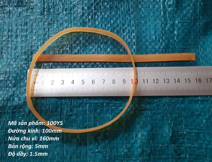 Vồng chun đường kính 100mm